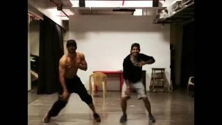 Sushant Singh Rajput rehearsals for Mai tera boyfriend