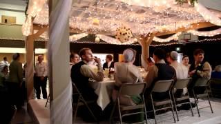 GRAMANAID - Bridal Party Table - Reception noise