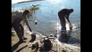 Ахтуба.Засол пойманой рыбы .(, 2012-10-27T23:59:34.000Z)