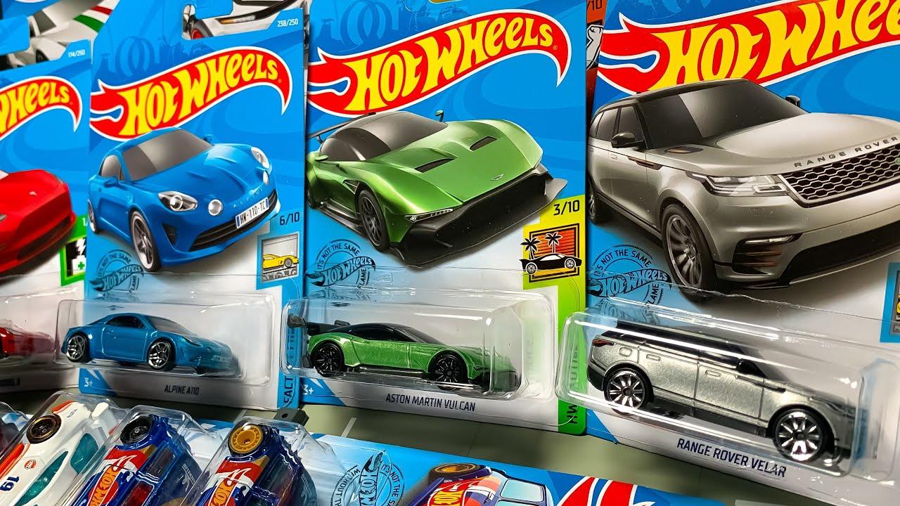 Lamley Showcase Hot Wheels Aston Martin Vulcan 2019 P Case Highlights Youtube