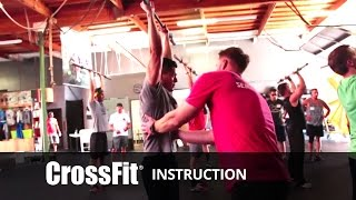 Coaching the Thruster with Cameron Soden