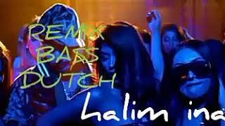 DJ MUSIC BREAKBEAT BASS #DUTCH HAPPY FLY by DAVA & FIZA RAMADHAN.