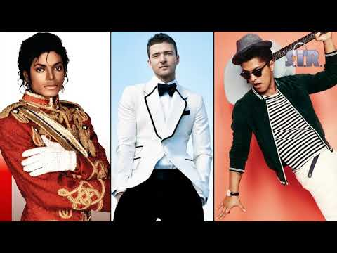 Bruno Mars vs Michael Jackson & Justin...