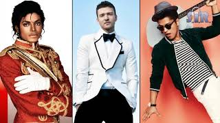 Bruno Mars vs. Michael Jackson & Justin Timberlake - Marry You (Love Never Felt So Good) (SIR Remix)