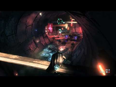 Arkham Knight Subway Map.Batman Arkham Knight Protecting A Plant Part Two Divinity Church Subway Hack Drones On Foot