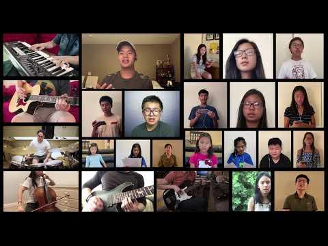 Living Hope - Phil Wickham (IEC Azusa Children's Choir)