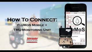 FluMoS mobile | Connecting a TMU Monitoring Unit