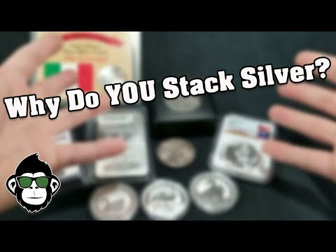 Why Do YOU Buy Silver & Gold Bullion?!