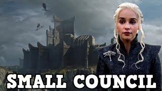Game of Thrones Season 7 Daenerys Targaryen's Small Council - Episode 2 Stormborn Predictions