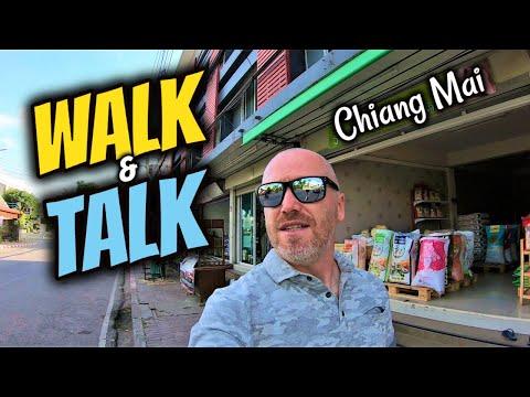 Chiang Mai Street Walk | Channel Going Forward