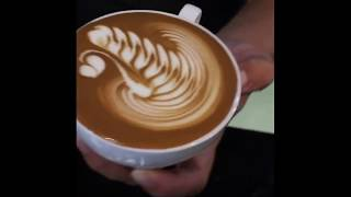 Video THE BEST LATTE ART EVER IN THE WORLD download MP3, 3GP, MP4, WEBM, AVI, FLV Agustus 2018