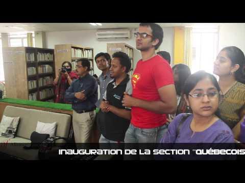 l'alliance française de bangalore, semaine de la francophonie 2014