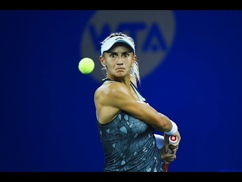 2017 Kremlin Cup Second Round | Lesia Tsurenko vs. CoCo Vandeweghe | WTA Highlights