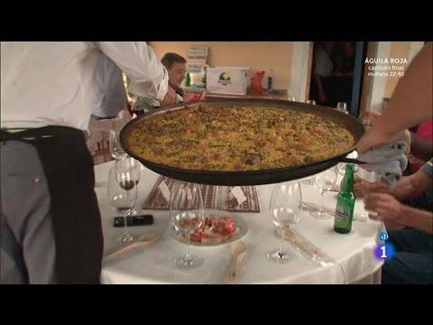 Comando Actualidad   'La paella valenciana'