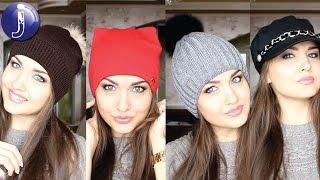 видео Шляпы женские осень-зима 2016-2017
