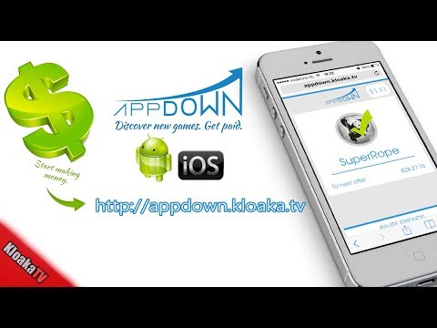 AppDown - Earn Money Downloading Free Apps and Games on iOS