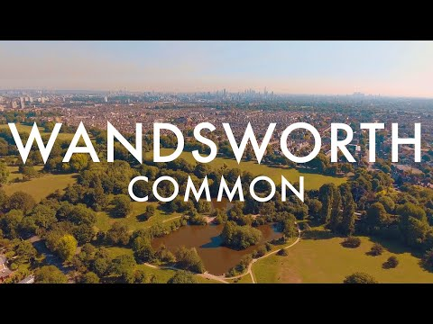 Wandsworth Common, London in 4K | Unexplored Films