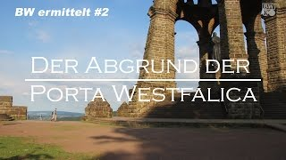 Der Abgrund der Porta Westfalica - Bauwagen ermittelt! #2