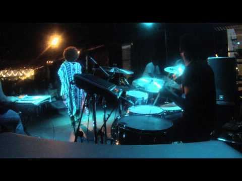 """Chantay Savage & band  Live @ The Promontory Chicago covering """"Hot"""" by Soho"""