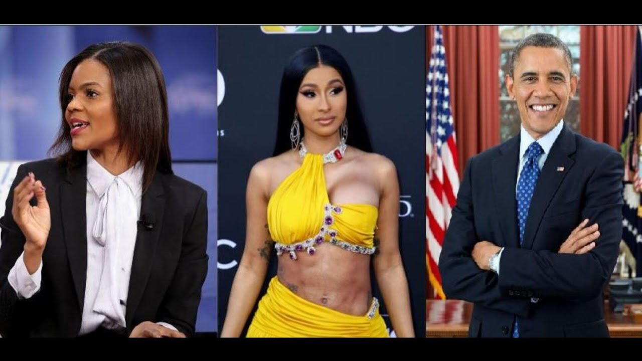 "Candace Owens, Cardi Bi & ""The Barack Obama Rule"" #ORadio"