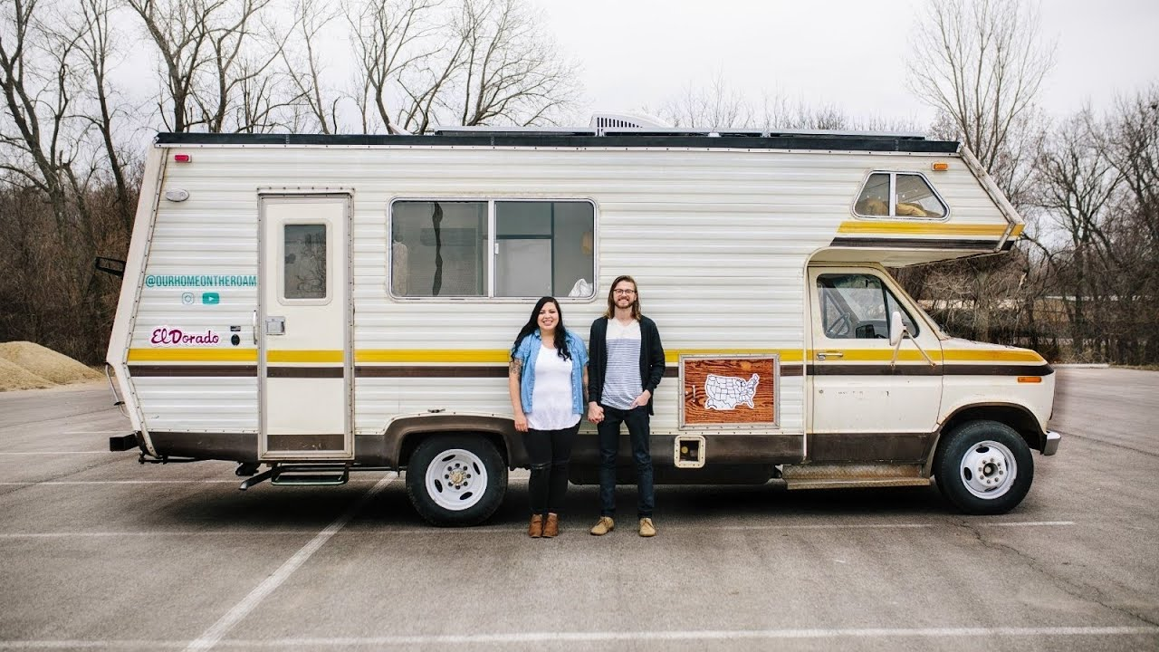 Young Couple Transforms Old Campertour - Youtube-8095