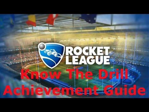 Download] Know The Drill Achievement Guide Rocket League Xbox One