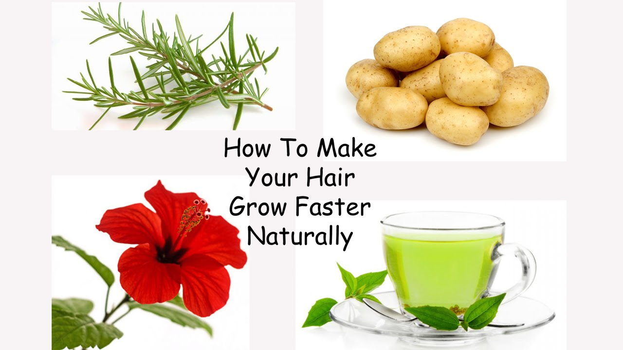 Permalink to How To Make Your Hair Grow Faster Naturally