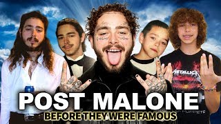 Post Malone   Before They Were Famous   Epic Biography From 0 to Now