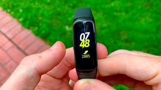 Samsung Galaxy Fit (Black) Review: A New Samsung Wearable