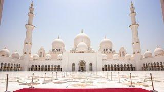 Суперсооружения Великая Мечеть Абу Даби! National ...