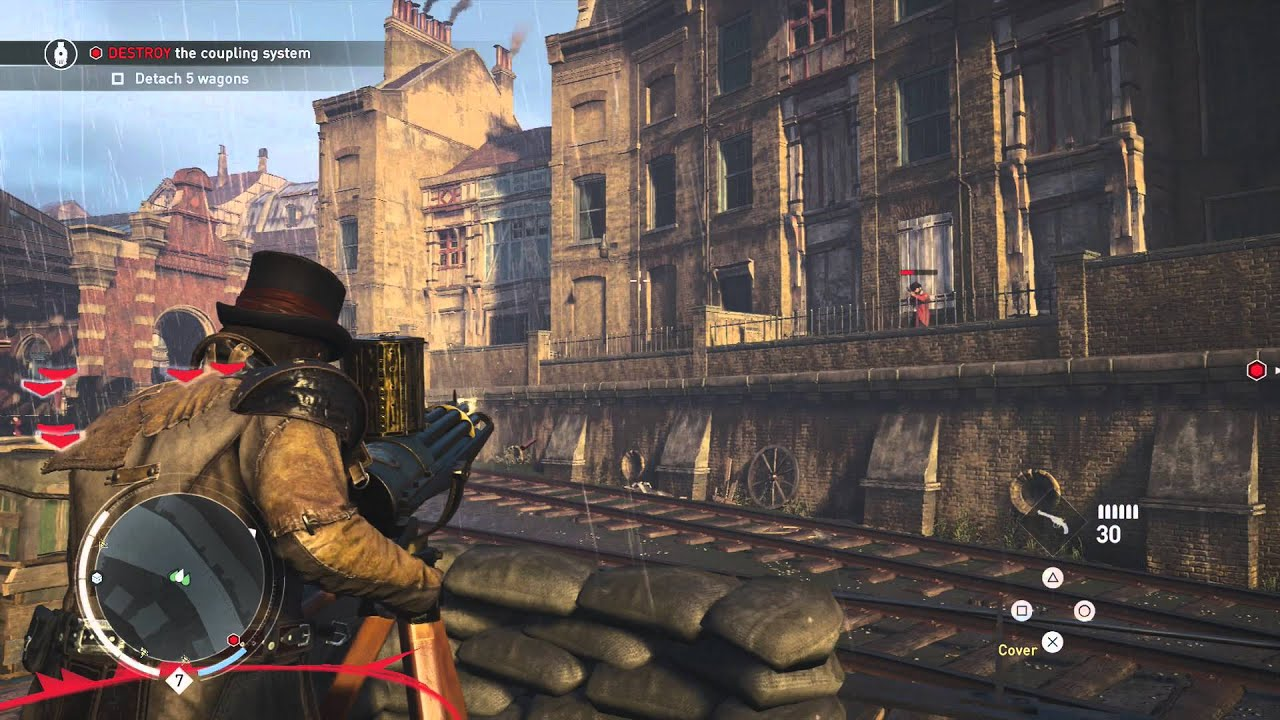 Assassins Creed Syndicate Ps4 Gameplay 1080p Hd Youtube
