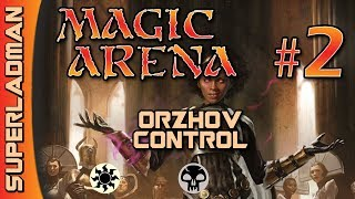 Magic Arena Standard | Orzhov Control #2