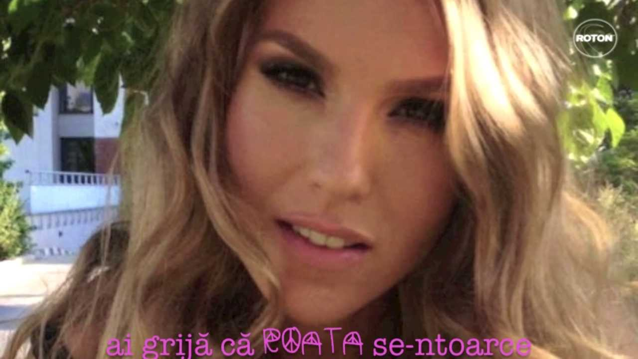 Corina roata se intoarce lyric video youtube - Video gratis diva futura ...