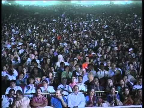 Silver Jubilee Celebrations of the Art of Living - Bangalore, India