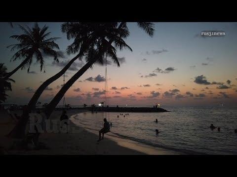 Мальдивы - Обзор самого туристического острова Мафуши