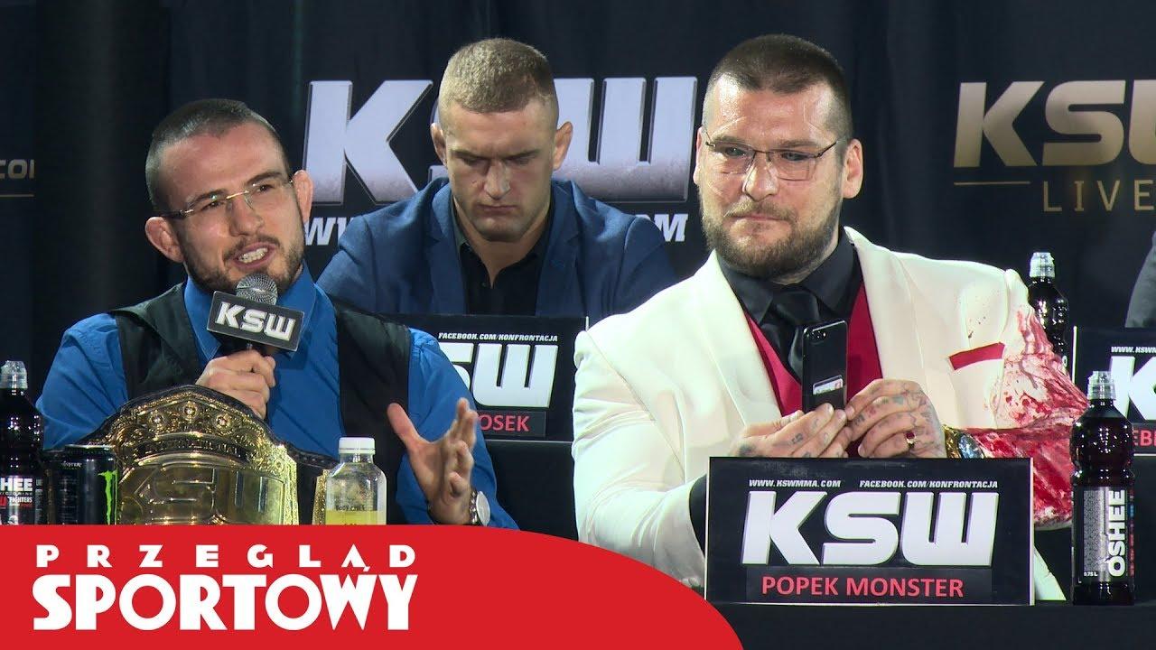 Mańkowski, Popek, Oświeciński, Wrzosek i inni przed KSW 41