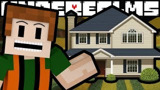 OUR BRAND NEW HOME!! | Minecraft: Underealms (1)