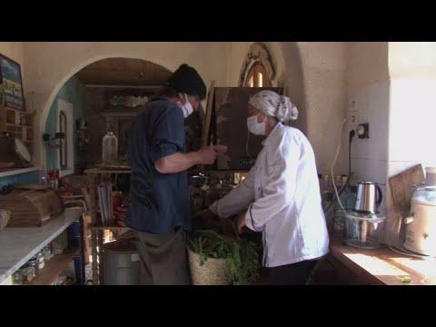 """المغرب   """"صفر قمامة"""" في مطعم بمدينة صويرة  - نشر قبل 4 ساعة"""