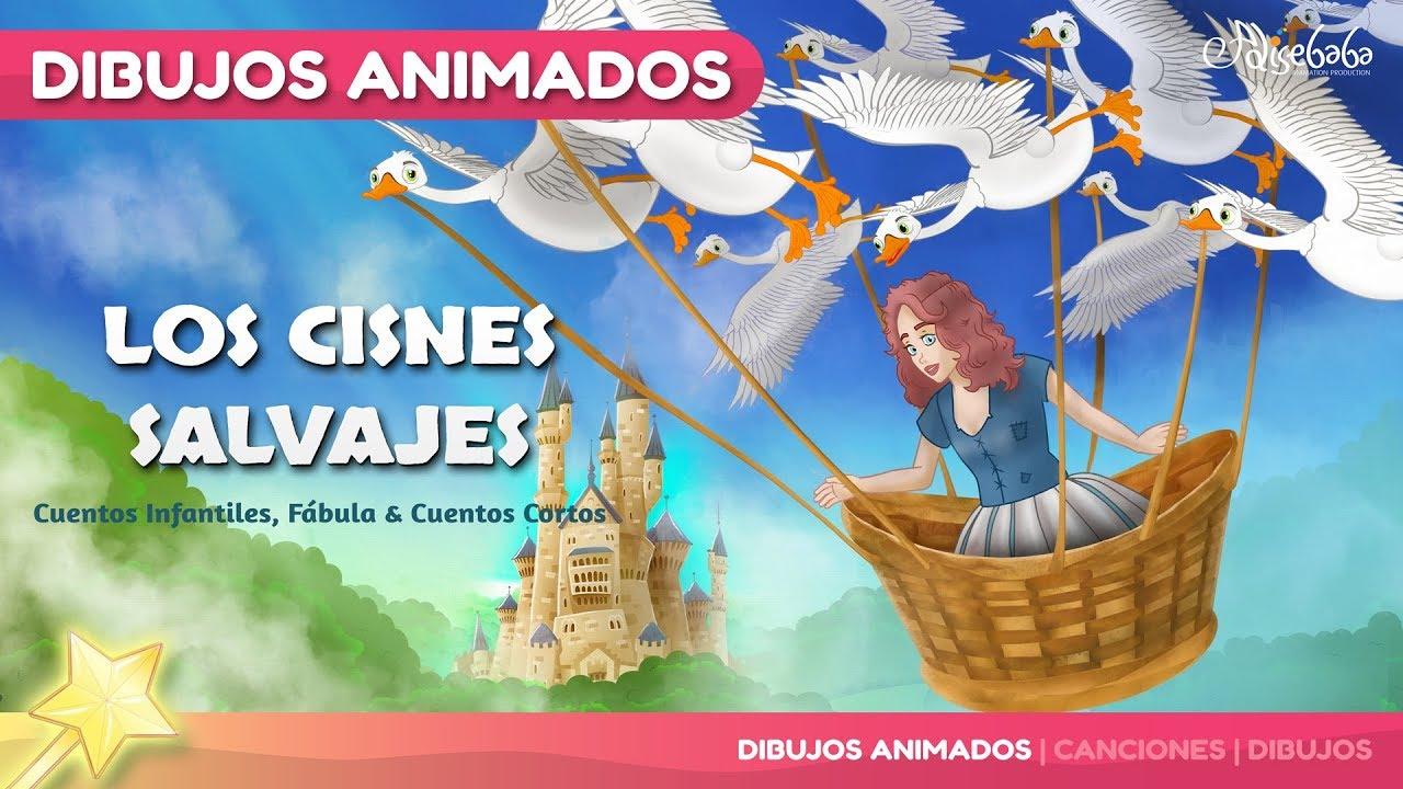 La Princesa y Los Cisnes Salvajes NUEVO Animado en Español | Cuentos infantiles para dormir