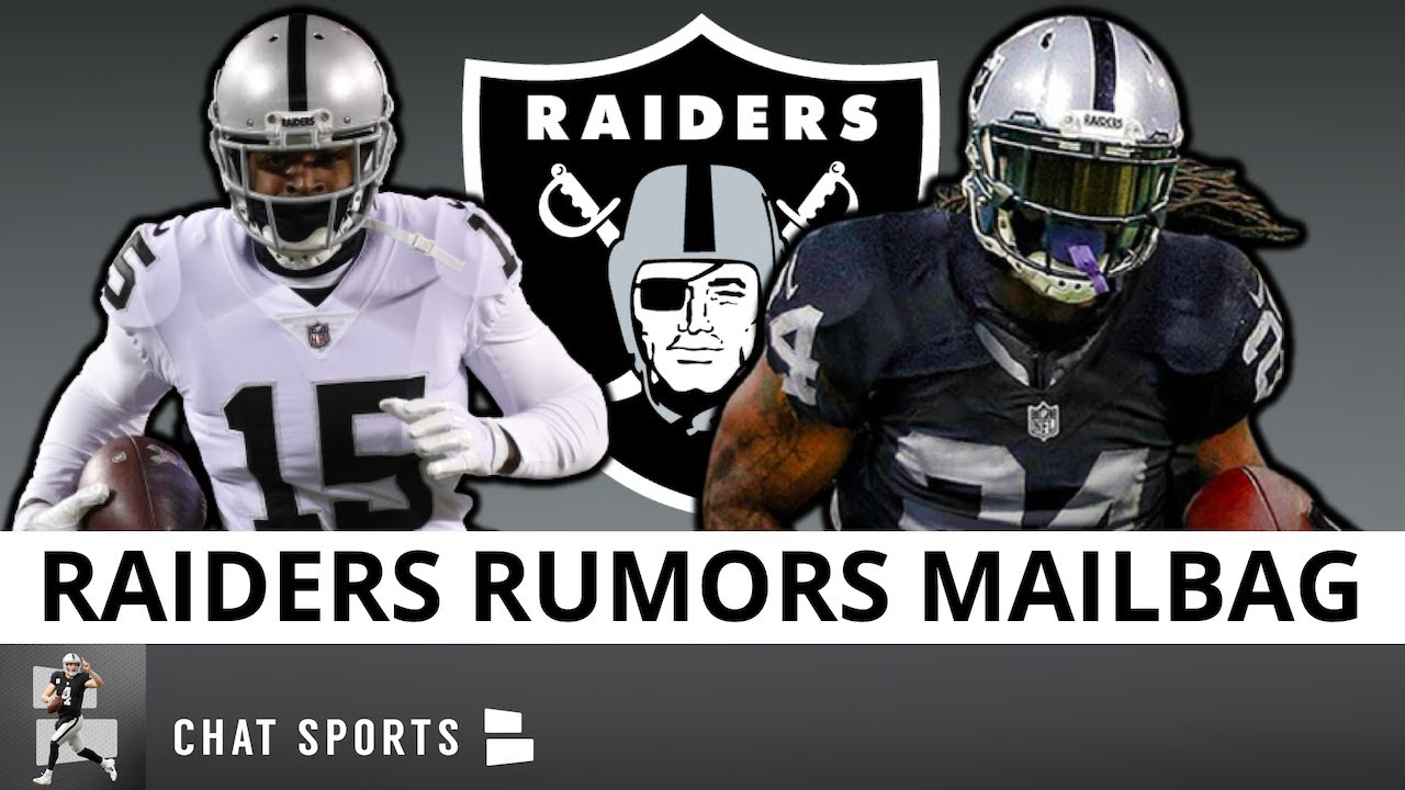Raiders Rumors: Las Vegas Raiders Signing Michael Crabtree & Marshawn Lynch? Raiders Report Mailbag