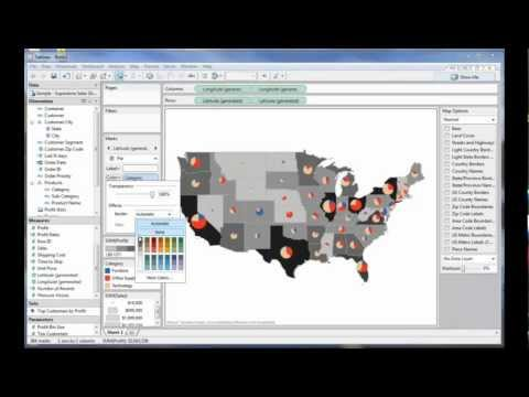 Tableau Tip: How to Build a Combination Area Fill & Symbol Map