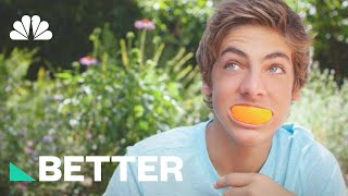 How To Whiten Your Teeth With Orange Peels And 3 Other Hacks | Better | NBC News