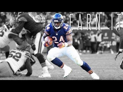 "Jordan Howard || ""Earn It"" ᴴᴰ || 2016 Rookie Chicago Bears Highlights"