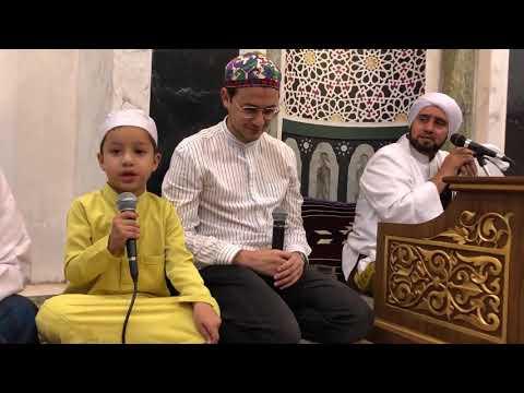 Mostafa Atef - Qamarun Ft. Habib Syeikh Assegaf - Yik Muhammad Hadi