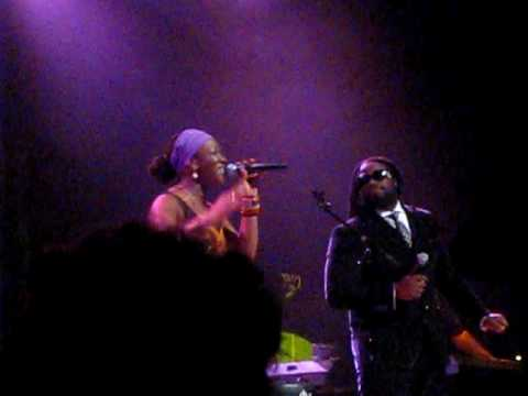 THERAPY - INDIA ARIE & GRAMPS MORGAN (?)