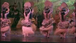 Pulsating beat of Tahitian drums