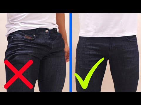 7 Clothing Tricks EVERY Handsome Guy Does