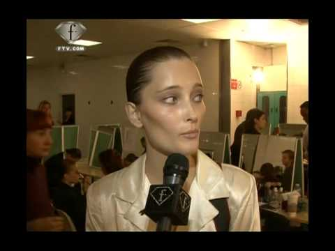 First Face - fashiontv | FTV.com - FIRST FACE PARIS with numbers