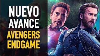 Análisis: Nuevo spot de Avengers Endgame