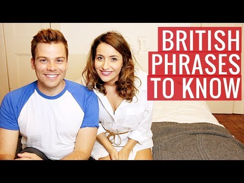 10 Phrases to Know Before Coming to London w Joel & Lia